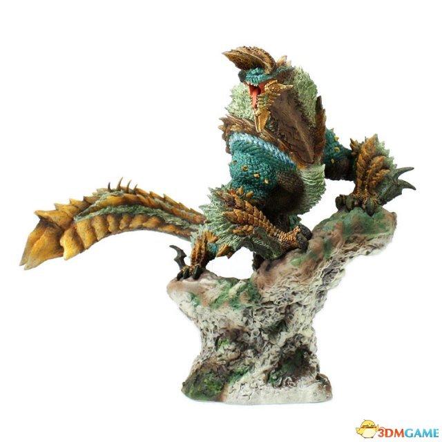 本次亮相的雷狼龙手办为曾于2011年推出,本次亮相的雷狼龙手办为曾于2011年推出