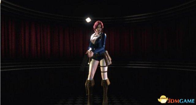 生化危机6 红发系列服装海伦娜mod
