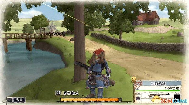 戰場女武神4武器收集 戰場女武神4公主送的武器位置