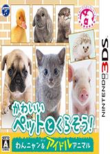 和可爱宠物一起生活:猫狗动物明星