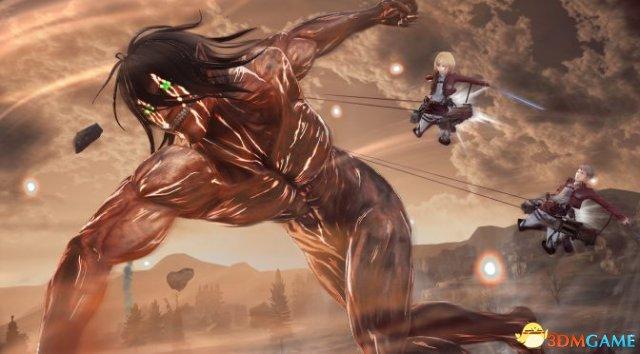 口碑过山车 《进击的巨人2》PC版性能优化绝佳