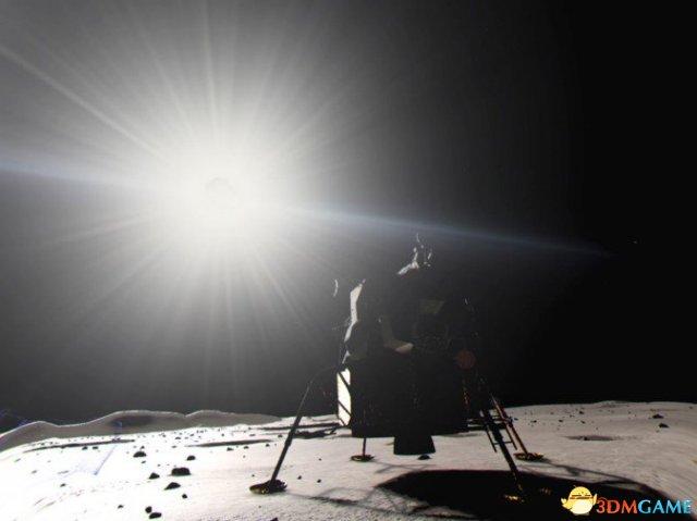 亲身重温历史时刻 PSVR《阿波罗11号》试玩体验