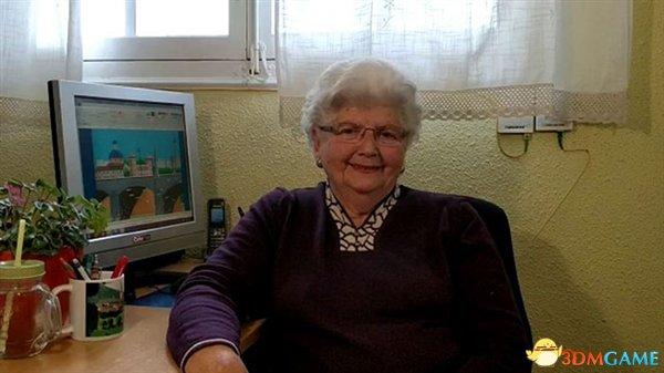 <b>87岁老奶奶用微软自带画图软件绘画 惊艳了世人</b>