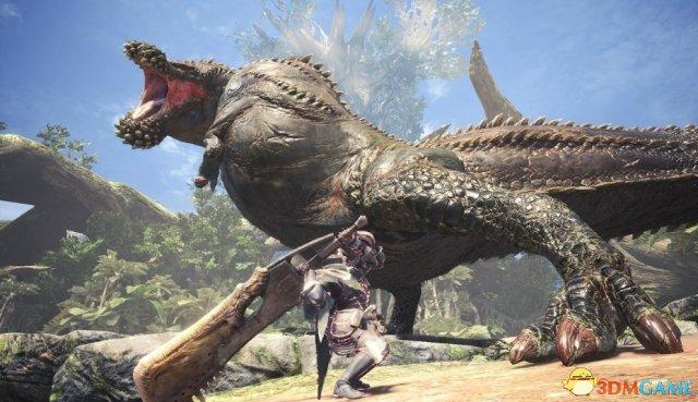 摩拳擦掌!《怪物猎人世界》首弹大型免费DLC上线