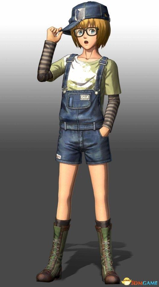 大波新时装袭来!《进击的巨人2》追加DLC第2弹
