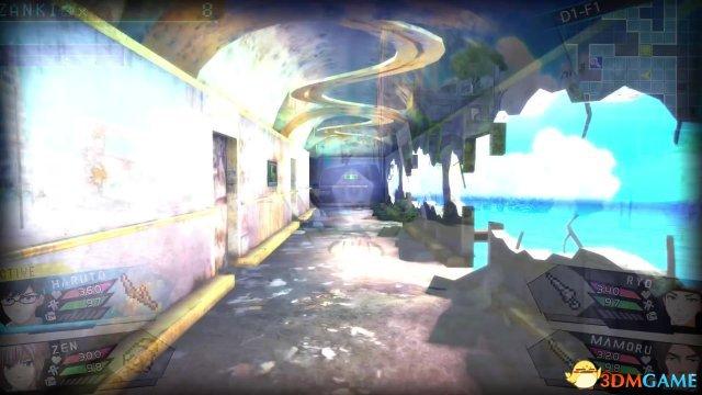 《残机0:最后的开始》宣布登陆PC 神似弹丸论破