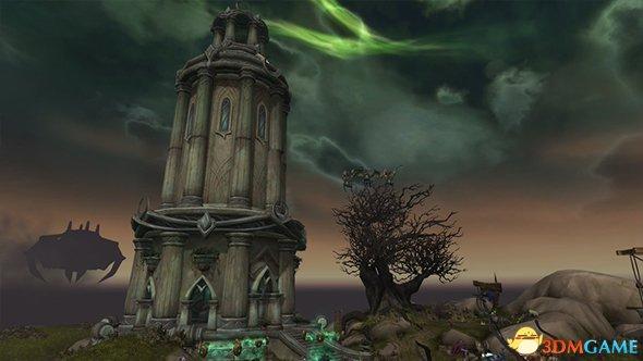 《魔兽世界》8.0法师塔仍然存在 神器幻化取消