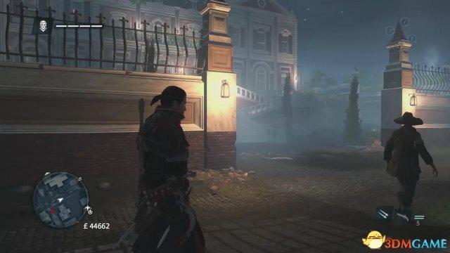 育碧发布《刺客信条:叛变》重制版原版对比画面