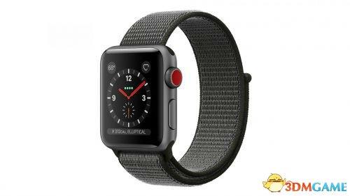 <b>苹果新专利:新一代Apple Watch可能支持Face ID</b>