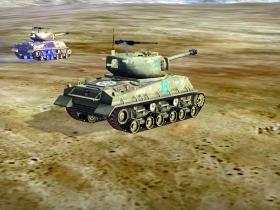 M4坦克旅 游戏截图