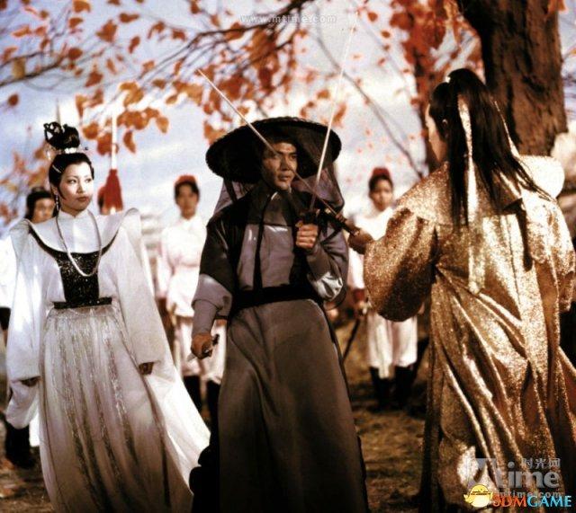 楚原獲香港金像獎終身成就獎 曾執導三少爺的劍