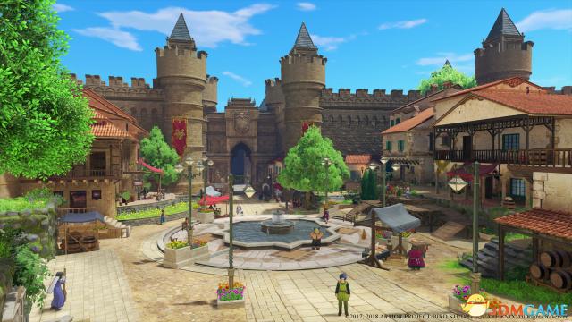 《勇者斗恶行龙11》发表发出产登陆Steam 出产特价而沽日颁布匹