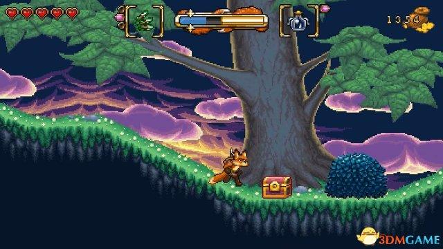 全平台怀旧像素游戏《狐狸森林》官方演示视频