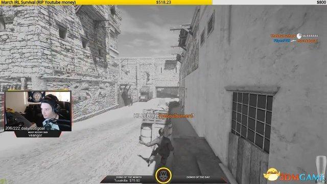 《孤岛惊魂5》编辑器是神器 能让你玩CS沙漠2地图