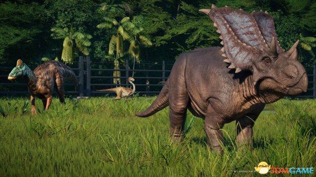 养殖恐龙 《侏罗纪世界:进化》截图及宣传片展示