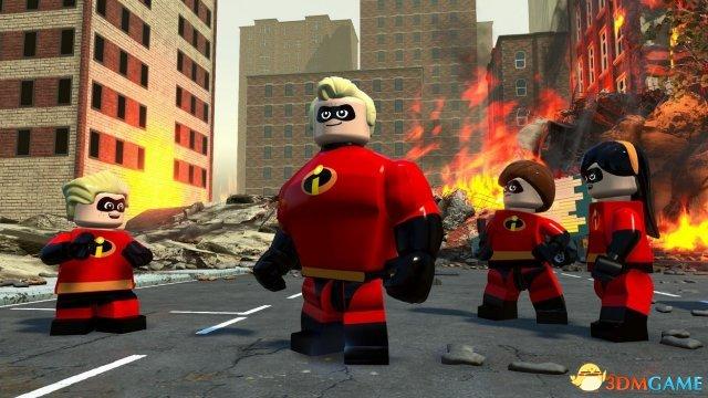 《乐高超人特工队》