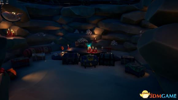 盗贼之海骷髅岛攻略 贼海骷髅岛流程图文攻略