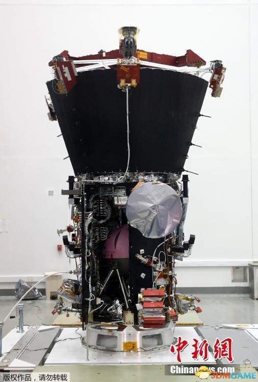 史无前例的接近太阳 NASA将向太阳发射探测器