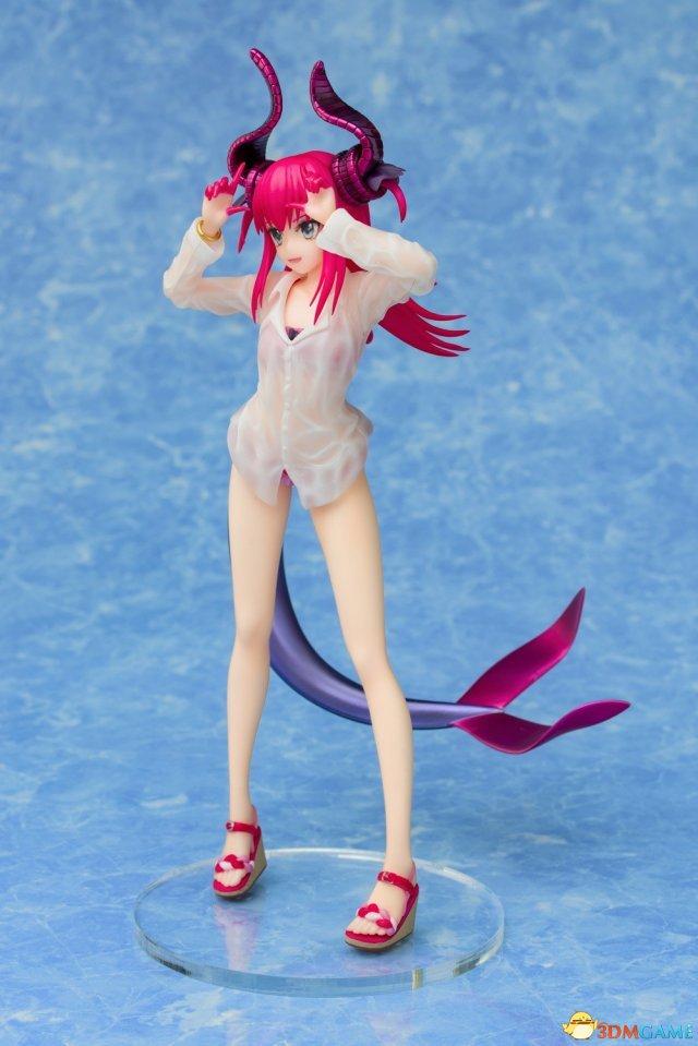 《Fate/EXTELLA》龙娘泳装手办 白皙娇嫩魅惑诱人