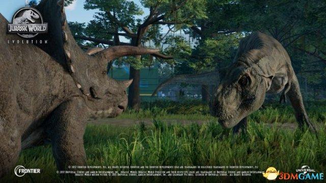 《侏罗纪世界:进化》新实机演示 打造恐龙<a class='simzt' href='http://www.uchi-machi.com/games/rakuen/' target='_blank'>乐园</a>