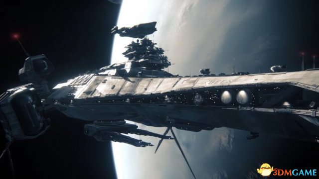《星际公民》单机模式新视频 巨大飞船霸气无比