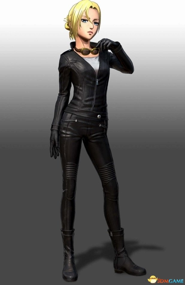 时尚新衣源源不断《进击的巨人2》DLC第3弹上线