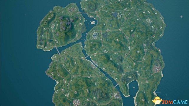 《绝地求生》新地图代号Savage 测试4月3日开启