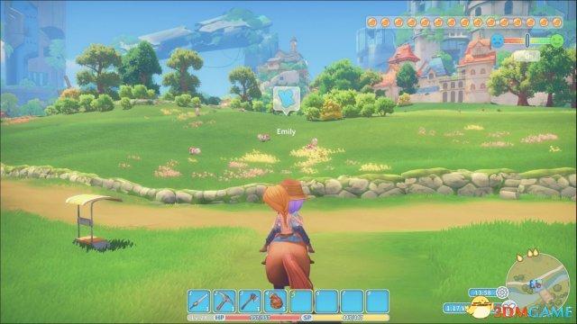 《波西亚时光》新版本上线,玩家可以骑马了
