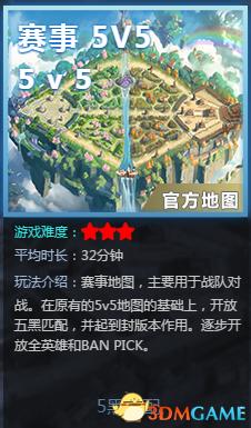 """《幻想全明星》限时开放""""五黑""""""""十黑""""地图模式"""