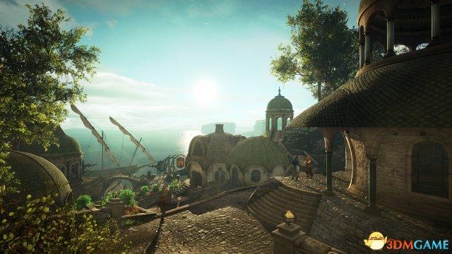 无战斗RPG 《东方之茵》 细节:慢下来世界更精彩