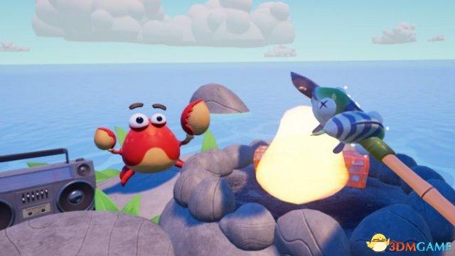 《岛屿时光VR》爆笑宣传视频欣赏 演示花样死法