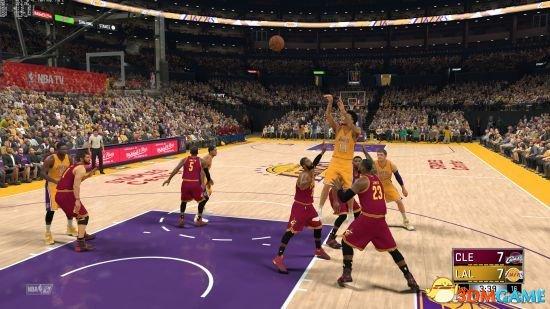 NBA2K18后撤步投篮操作技巧