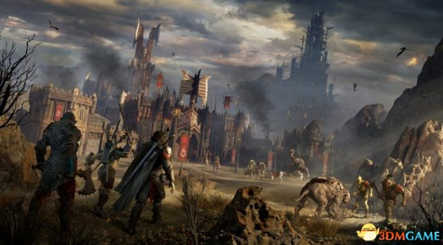 玩家高兴 《中土世界:战争之影》将移除微交易