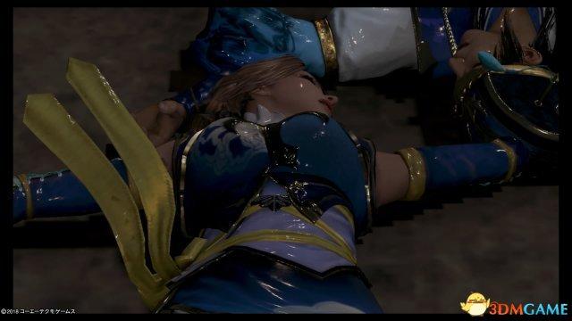 《真三国无双8》拍照模式美图 扑倒美女湿身玩法