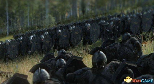 中世纪2魔戒mod_还原中土世界 神级MOD《全面战争:魔多崛起》视频_www.3dmgame.com