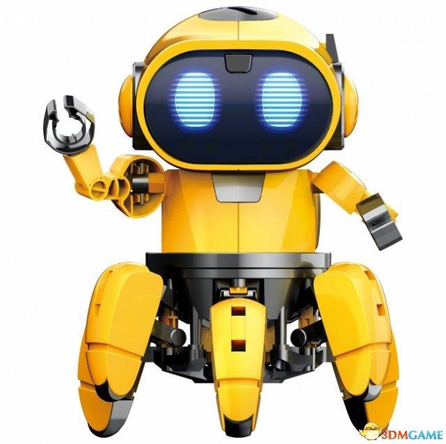 不止是萌!各个都想要的更聪明可爱宠物机器人盘点