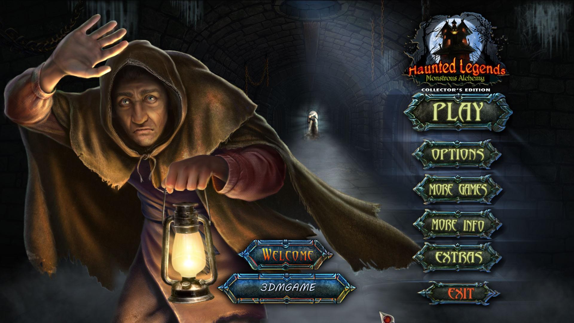 幽灵传说12:邪恶法术 游戏截图
