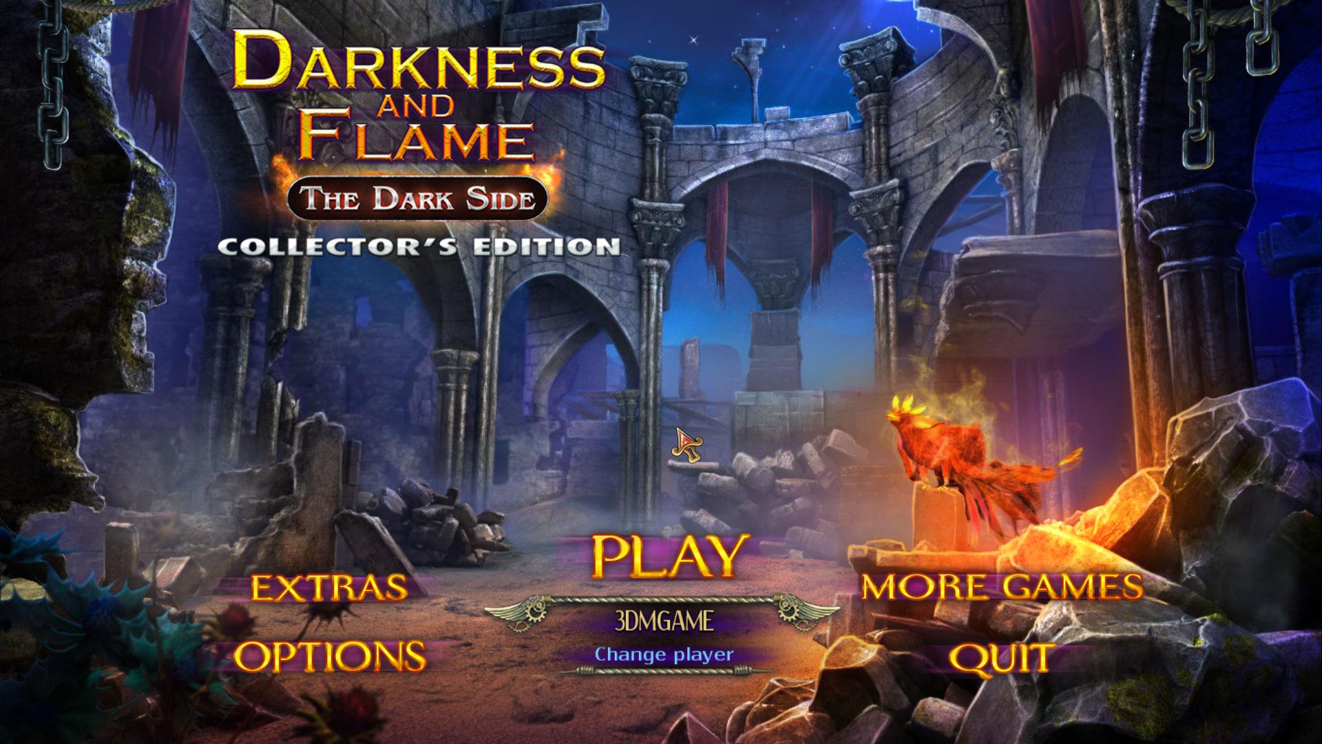 黑暗与火焰3:暗域 游戏截图