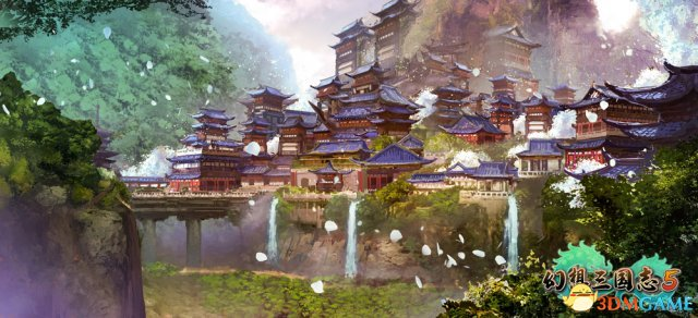 《幻想三国志5》PC配置32位XP系统流畅运行超良心