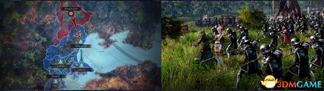 万代全新作 战略RPG《皇帝圣印战记》最新情报公开