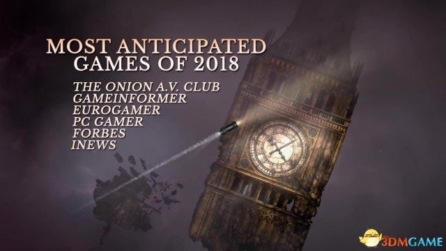 《无光之空》发布大型更新 作客架空英国宫廷