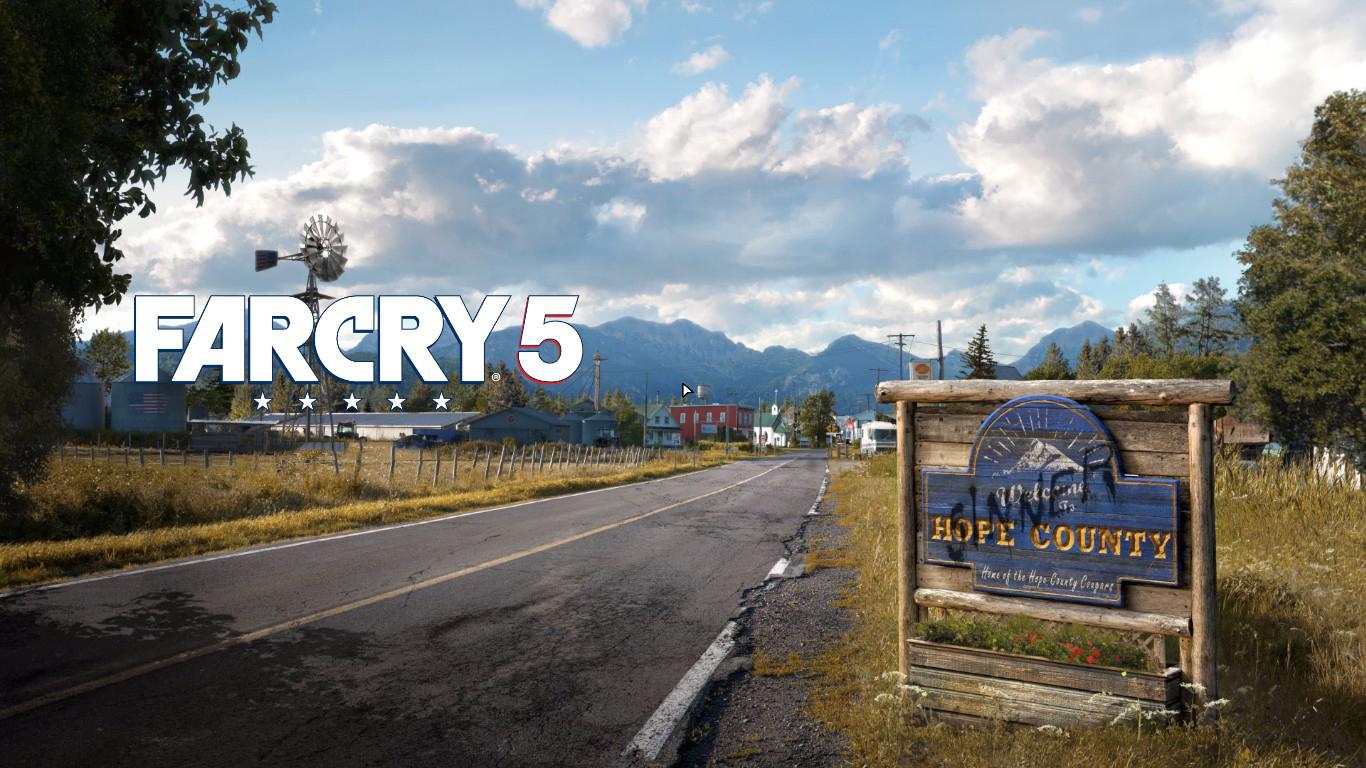 《孤岛惊魂5》评测7.4分:希望郡很美,但不够惊艳
