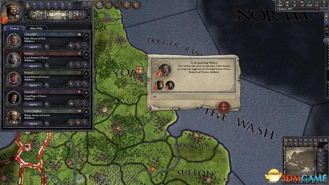 喜加一系列 《十字军之王2》Steam版限时免费下载