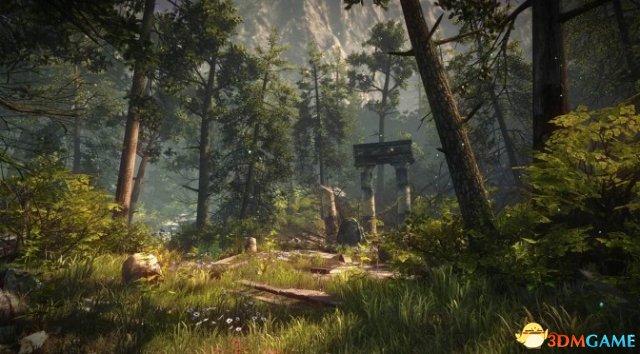 四年之后抢先体验游戏《森林》终于有正式版了