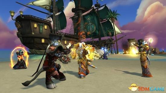 《魔兽》8.0上线时间公布 新预告和详细玩法前瞻