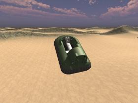 气垫船驾驶 游戏截图