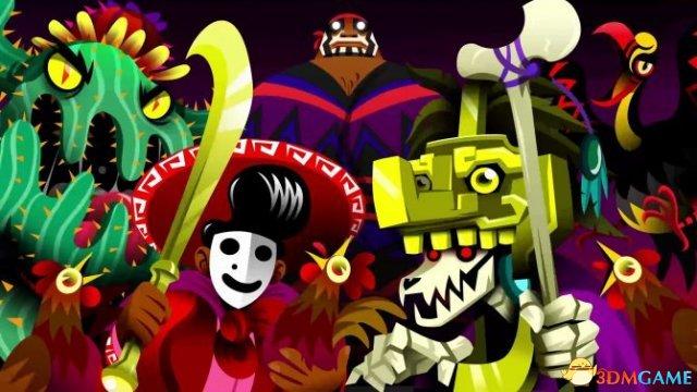 《墨西哥英雄大混战2》 情报:不排除登陆其它平台