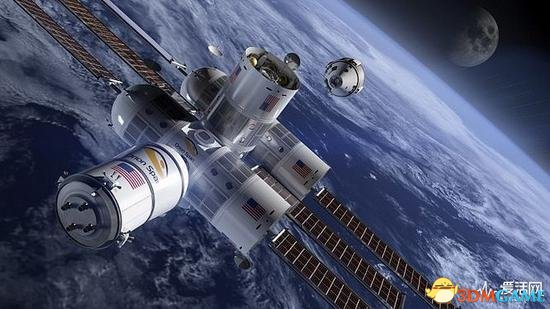 首个太空酒店之旅2022年成真 12天行程需950万美元
