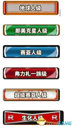 龙珠斗士Z天梯段位名称及所需BP一览