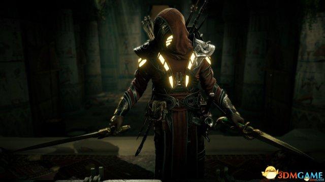 刺客信条起托特双剑获取方法
